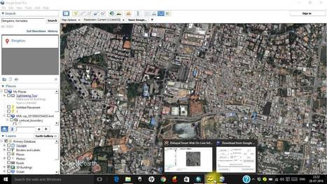 Download Very High Resolution Georeferenced Satellite Image | Outils cartographiques | Scoop.it