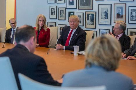 Donald Trump's New York Times Interview: Full Transcript | Politics, News, CAFF | Scoop.it