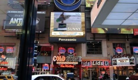 Flagler County shines in Times Square   Florida Economic Development   Scoop.it
