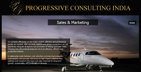 Nikolaj Kielland's Presentation About Progressive Consulting India (PCI) | Baron Nikolaj Kielland - Director of Progressive Consulting India | Scoop.it
