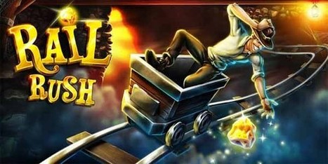 Rail Rush Worlds | Play Free Online Games Here | Scoop.it