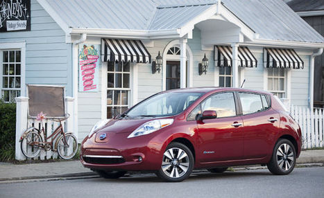 Nissan Leaf Electric Motor's Magnetic Wire Now US-Sourced - Hybrid Cars News | backshoring reshoring reverse offshoring insourcing relocalize relocalise purchasing procurement | Scoop.it