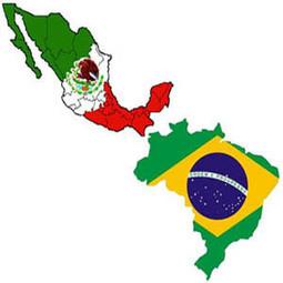 Brasil y México suman el 60% de la inversión publicitaria en televisión en América Latina | Red Restauranteros - Marketing & Technologia | Scoop.it