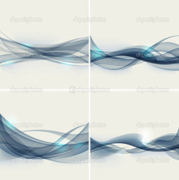 Abstract Wave Vector Illustration | FreeWallpaperz | Scoop.it