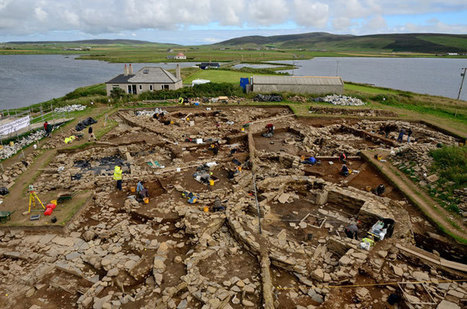 Neolithic Europe's Remote Heart - Archaeology Magazine | Christian Querou | Scoop.it