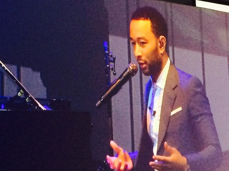 If John Legend Spoke At A Marketing Conference, What Might He Say? - Forbes | In PR & the Media | Scoop.it