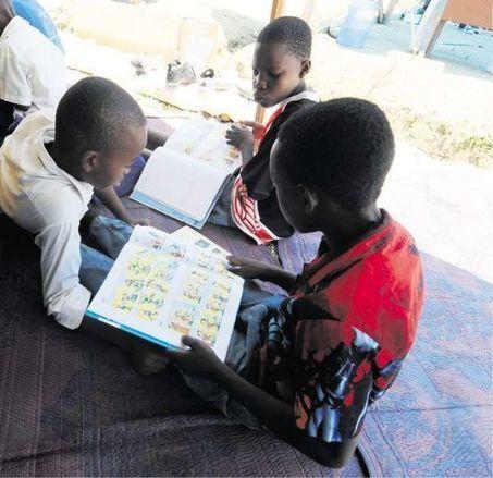 Appel international : l'urgence de lire | Monde des bibliothèques | Scoop.it