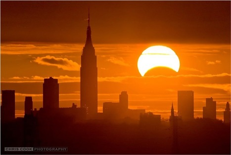 Eclissi di Sole su New York | Telescopi per Tutti | Scoop.it