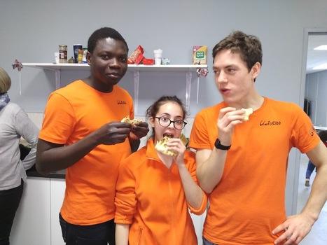 Atelier cuisine avec les jeunes d'Uni-Cités avec le SPF de Dijon | Initiatives solidaires | Scoop.it