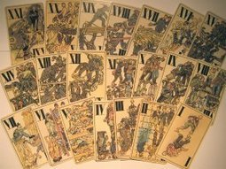 Trumping Through Tarot Cards: Collecting & History, Part One | Games People Play | Scoop.it