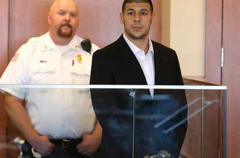 Prosecutors, defense present cases in Aaron Hernandez trial - AOL.com | Social Media, Internet, Content, Curation | Scoop.it