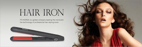 Korea Hair Flat Iron Manufacturer | FHI Korea | Scoop.it