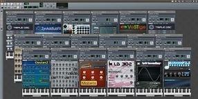 LMMS: logiciel opensource très complet de création musicale win, mac et Linux | le manchot rôti | Scoop.it