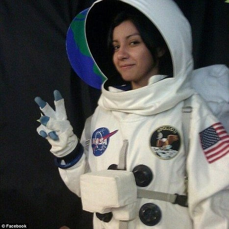 Meet the 33 Americans who could live on MARS - and never return   Kickin' Kickers   Scoop.it