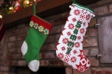 Top 15 Christmas Stockings for 2013 | Hubs | Scoop.it