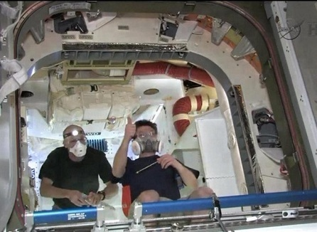 CSF Congratulates SpaceX on Successful Dragon Flight | Parabolic Arc | The NewSpace Daily | Scoop.it