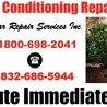 24 Hour Air Conditioning Repair Houston