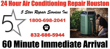 24 Hour Air Conditioning Repair Housto | sara22gu | Scoop.it