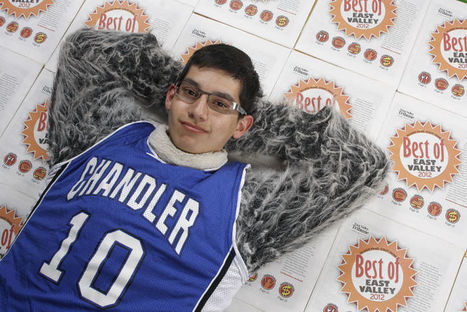 2013 Best of EV: Chandler HS's 'Scruffy' brings out best of autistic senior | School Mascots News | Scoop.it