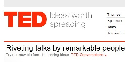 """The Sociology of Social Media: TED TV Talks 