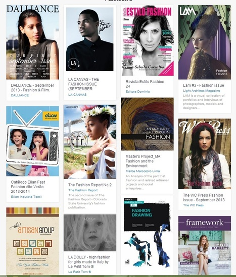 Site disponibiliza de graça Revistas de Moda | Educational Innovations | Scoop.it