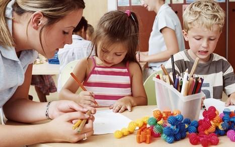 Talkative children do better at preschool | Psychology Professionals | Scoop.it