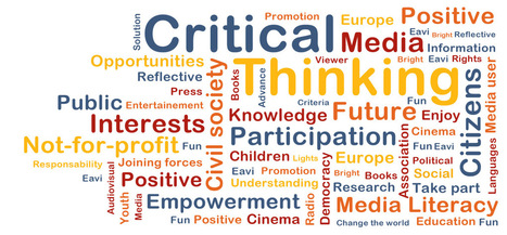 The Increasing Importance of Critical Thinking in the Digital Age | Thinking Clearly and Analytically | Scoop.it
