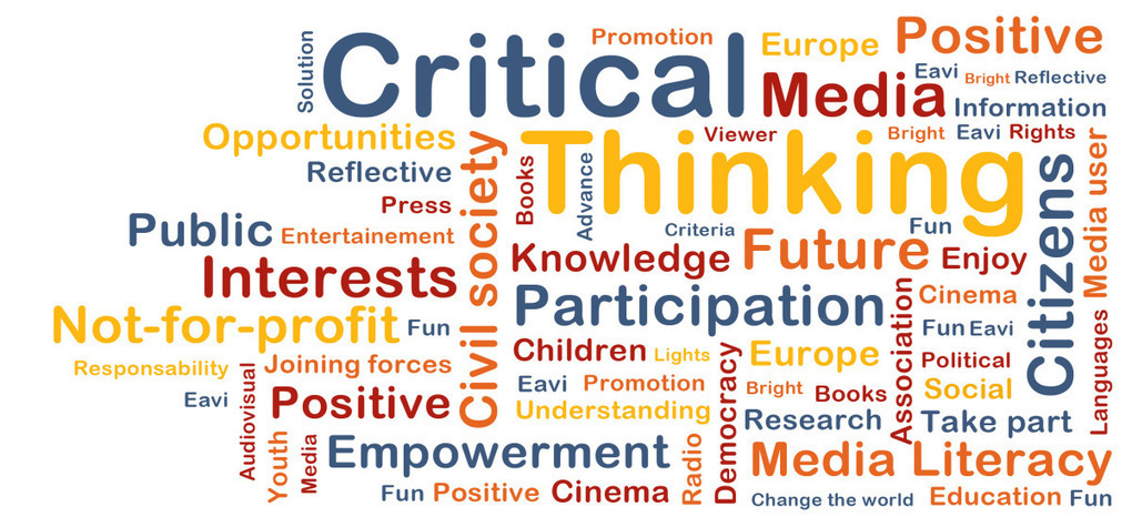 importance of creative and critical thinking in education