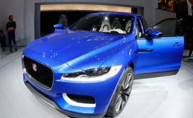 Jaguar deigns to offer cheaper cars and SUVs that rival BMW and Mercedes | Cars all over the world | Scoop.it