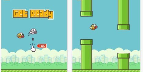Why The Heck Is Everyone Playing 'Flappy Bird'? | Troy West's Radio Show Prep | Scoop.it