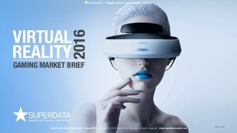 Report: Mobile to lead in virtual reality – | Second Life and other Virtual Worlds | Scoop.it