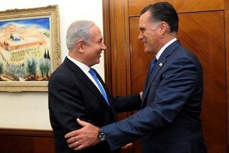 Did Romney snub Labor leader at PM Netanyahu's request? | Occupied Palestine | Scoop.it