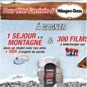 Pizzahut.fr : jeu Häagen Dazs | concours du net | Scoop.it