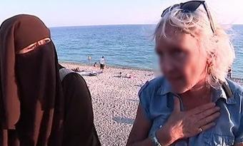 Pétition pour le CSA.Femme en niqab sur les chaînes publiques: appel au respect des victimes et droits des femmes ! | Le libre arbitre à l'épreuve de la neurobiologie | Scoop.it