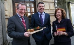 Minister Paschal Donohoe And Tourism Ireland Unveil New Strategies To Boost Tourism From Spain And Italy | Tourism Innovation | Scoop.it