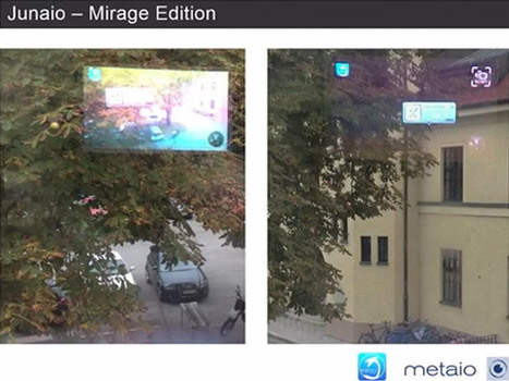 Metaio CEO Thomas Alt Discusses Augmented Reality For Smartwatches, Google Glass And More | TechCrunch | Augmented Reality News and Trends | Scoop.it