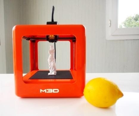 Test la de M3D | Une petite imprimante 3D bon marché | FabLab - DIY - 3D printing- Maker | Scoop.it