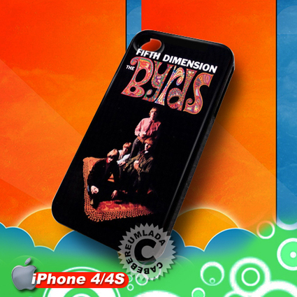 The Byrds Fifth Dimension Rock Legend iPhone 4 4S Case for sale | Customizable Smart Phone Cases | Scoop.it