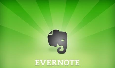 Evernote : Prise de note manuelle pour Android - WebLife | Evernote, gestion de l'information numérique | Scoop.it