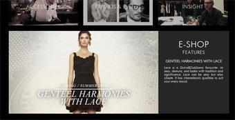 Dolce & Gabbana direct-links to ecommerce via restyled YouTube page - Luxury Daily - Internet | BEAUTY + SOCIAL MEDIA | Scoop.it