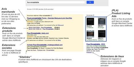 TIPS JVWEB : optimisez vos extensions d'annonces Adwords ! - JVWEB | Search Engine Optimization | Scoop.it