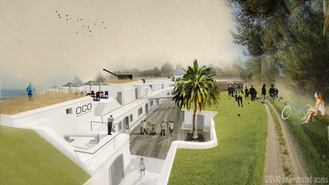 In Portugal, A Military Base Becomes A Conservation Center | The Architecture of the City | Scoop.it