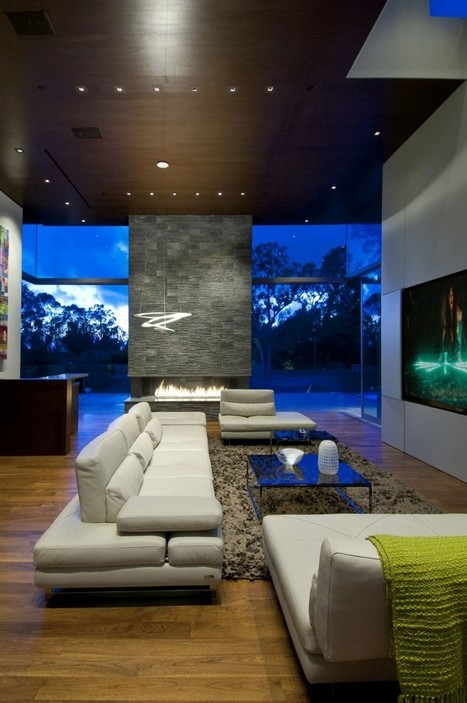 Summit House by Whipple Russell Architects | HomeDSGN, a daily source for inspiration and fresh ideas on interior design and home decoration. | real estate | Scoop.it