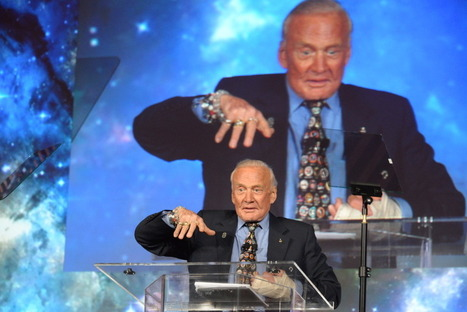 Buzz Aldrin on Innovation, Inventions and Velcro | Business change | Scoop.it