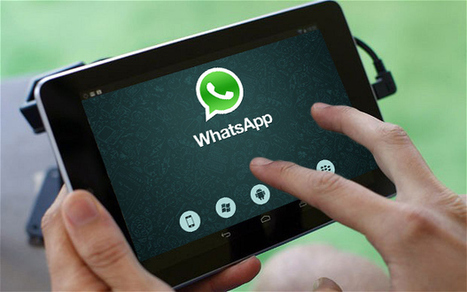 Instalar WhatsApp en una Tablet : Android REM | Contactos sinápticos | Scoop.it