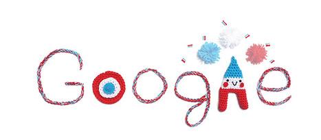 Doodle du jour : Fête nationale du 14 juillet (Google) et centenaire de la 1ère guerre mondiale | Méli-mélo de Melodie68 | Scoop.it