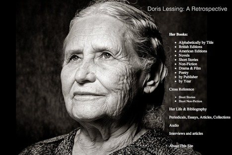 Doris Lessing: A Retrospective | Voices in the Feminine - Digital Delights | Scoop.it
