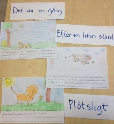 Ny i svenska skolan: Lejonet och musen - ett språkutvecklande arbete | svenska som andraspråk | Scoop.it