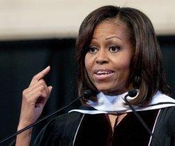 » MICHAEL SAVAGE NEWSLETTER: Michelle Obama speaking about racism – again | Wandering Salsero | Scoop.it