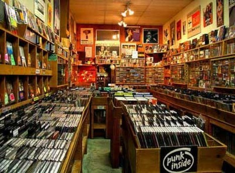 In an iTunes age, do we need the record store? | Music business | Scoop.it